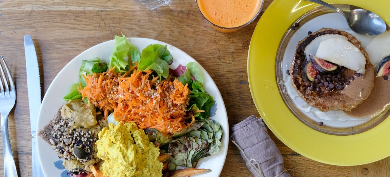 Brunch vegan et naturo chez Ora à Nantes