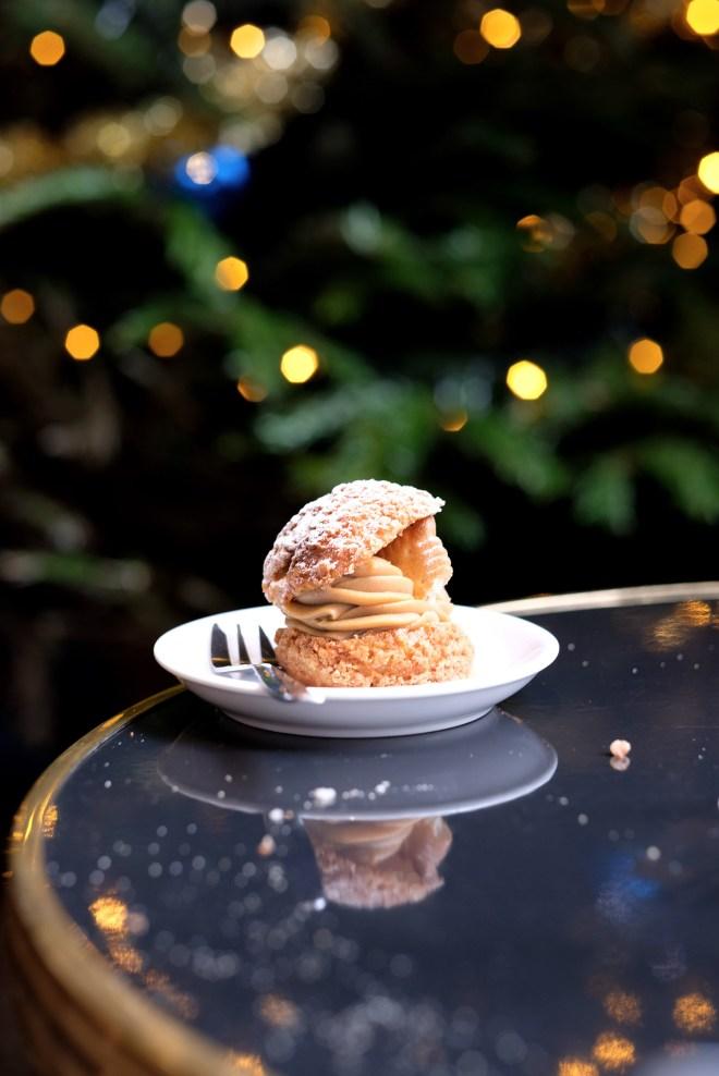 Le Brunch de Maison Grimaud à Nantes, maison de pâtisserie spécialiste des choux