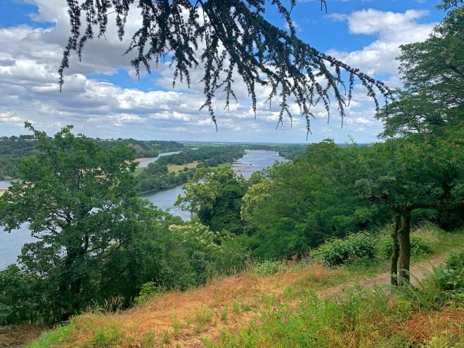 Parc du Champalud à Champtoceaux en Anjou