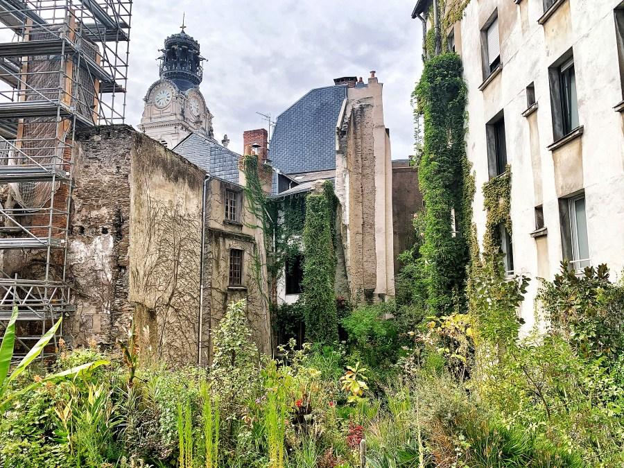 Jungle intérieure, oeuvre du Voyage à Nantes