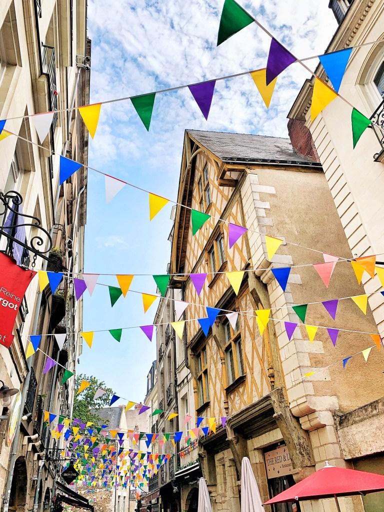 Le quartier Bouffay à Nantes