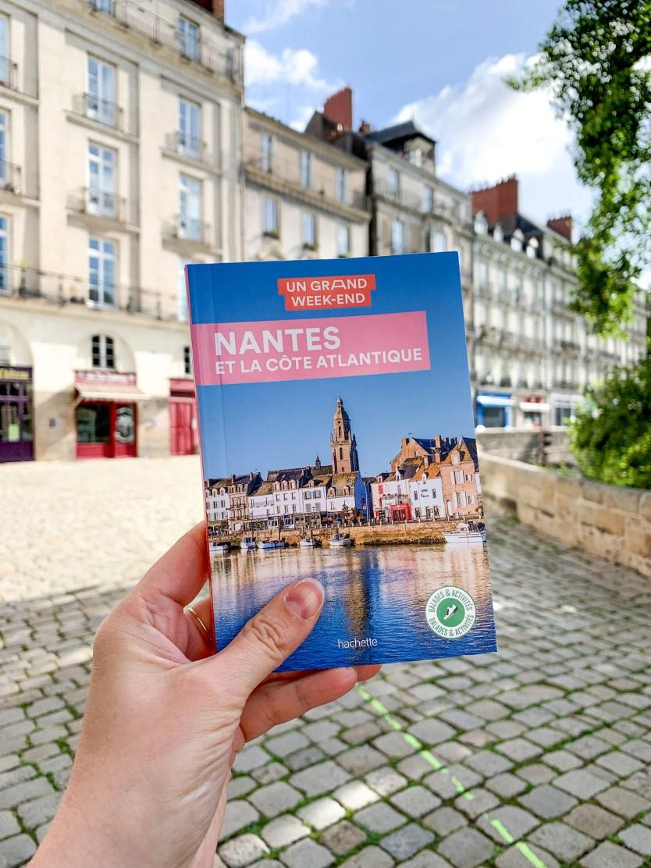 Mon guide touristique sur Nantes et la Loire-Atlantique