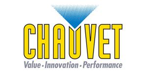 Chauvet, partenaire de Nantes Sono (44) Location de matériel de sonorisation de lumière et de vidéo