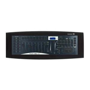 Contrôleur DMX 192 canaux avec joystick et Usb Contest - Nantes Sono - Location de matériel de sonorisation de lumière et de vidéo à Nantes (44)