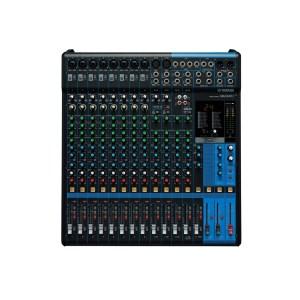 Console analogique 16 canaux avec effets Yamaha - Sono 85 - Sono Nantes - Location de matériel de sono de lumière et de vidéo