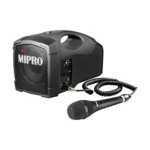 Sono Portable MIPRO MA 101C - Nantes Sono - Location et vente de matériel de sono de lumière et de vidéo à Nantes (44)