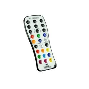 Télécommande CHAUVET IRC-6 - Nantes Sono - Location et Vente de matériel de sono de lumière et de vidéo à Nantes (44)