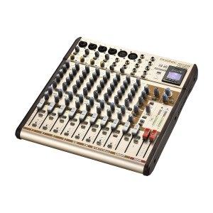 Console de Mixage PHONIC AM12GE - Nantes Sono - Location et vente de matériel de sono de lumière et de vidéo à Nantes (44)