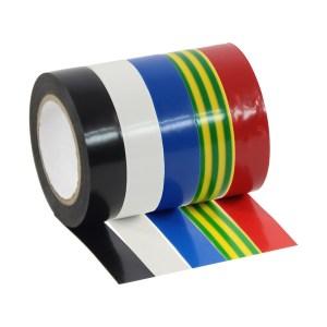 PVC Tape Color Pack 10 mètres PLUGGER - Nantes Sono - Location et vente de matériel de sono de lumière et de vidéo à Nantes (44)