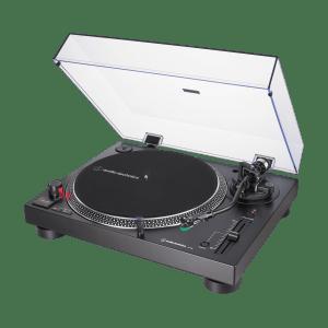 Platine Vinyle À entraînement direct (analogique et USB) AUDIO TECHNICA AT-LP120XUSB - Nantes Sono - Location et vente de matériel de sono de lumière et de vidéo - Pays de La Loire