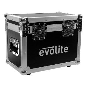 EVOLITE EVO WASH 610-CRZ FLIGHTCASE 2IN1 - Nantes Sono - Vente de matériel de sonorisation de lumière et de vidéo - France