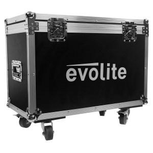 EVOLITE MOVING BEAM 7R FLIGHTCASE 2IN1 - Sono 85 - Sono Nantes - Vente de matériel de sonorisation de lumière et de vidéo - France