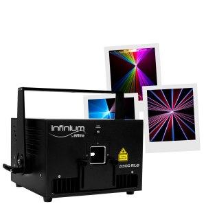 Laser Professionnel INFINIUM 3300 RGB - Sono 85 - Sono Nantes - Vente de matériel de sonorisation de lumière et de vidéo - France