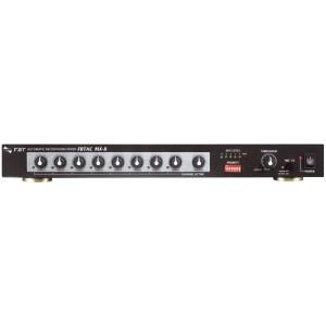 Mixeur Automatique de Micro FBT INSTALL AC MX-8 - Sono 85 - Sono Nantes - Location et Vente de matériel de sono de lumière et de vidéo
