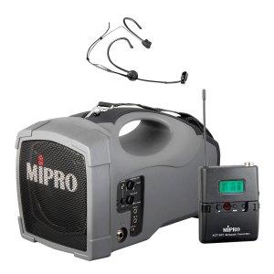 Sono Portable MIPRO MA 101B + ACT32T + MU 53HN - Sono 85 - Sono Nantes - Location et Vente de matériel de sono de lumière et de vidéo
