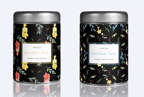 10 Floral Vintage Patterns Pack