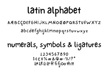 One Little Font