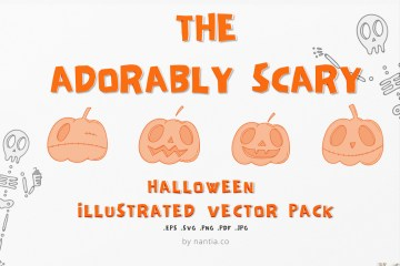 Adorably Scary Halloween Pack