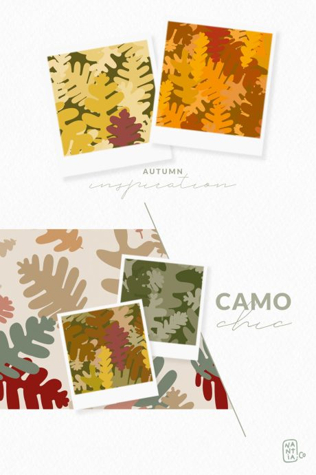 Fall Patterns Camouflage Edition