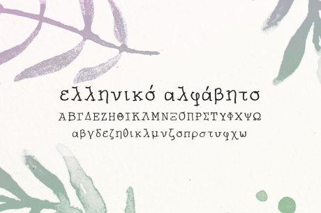 Cute Serif handwritten Font   Kold