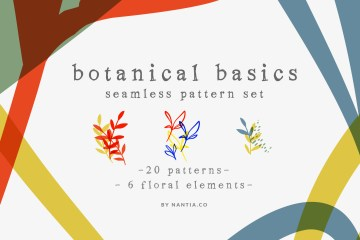 Botanical Basics Pattern Set