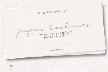 Paper Textures Seamless Tiles Pack