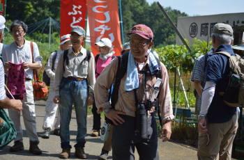 雑木林の保全活動ボランティア団体