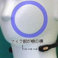 SH-12iK 喉の横