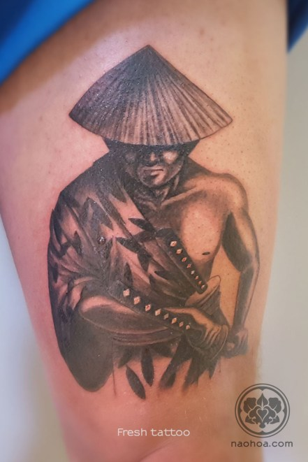 Mysterious Samurai