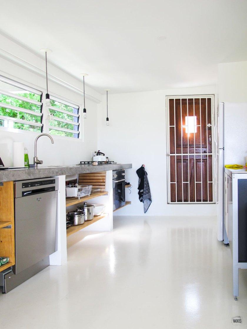 keuke huisje Air BnB BrakkeputCuraçao