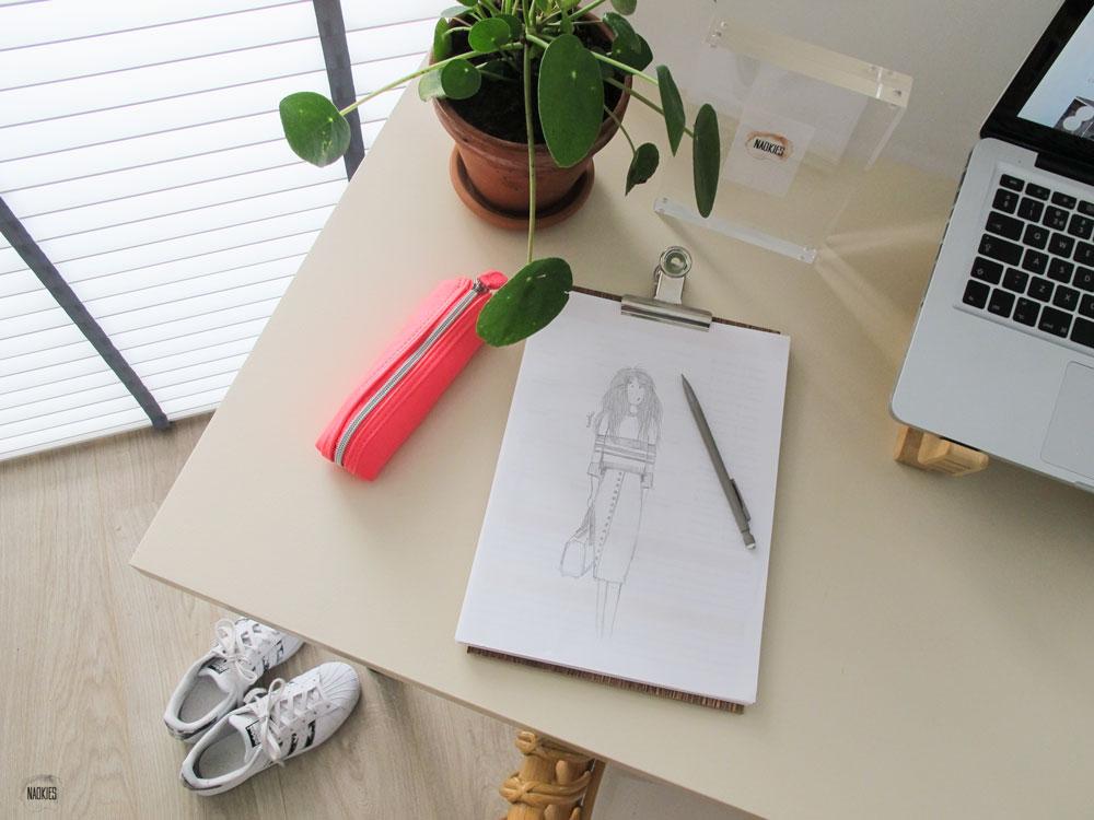 bureau_restyling_illustratie_naokies_flatlay