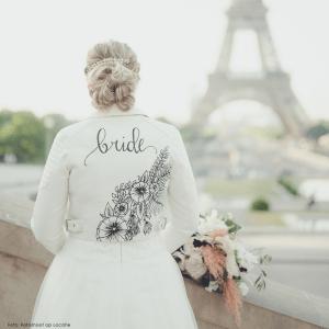 huur-gepersonaliseerd-Bride-jacket-wit-leer-handlettering-studio-naokies