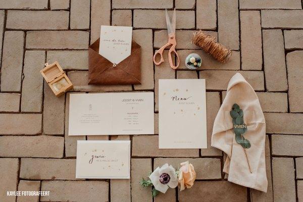 Leren envelop styled shoot Kaylee Fotografeert Studio Naokies