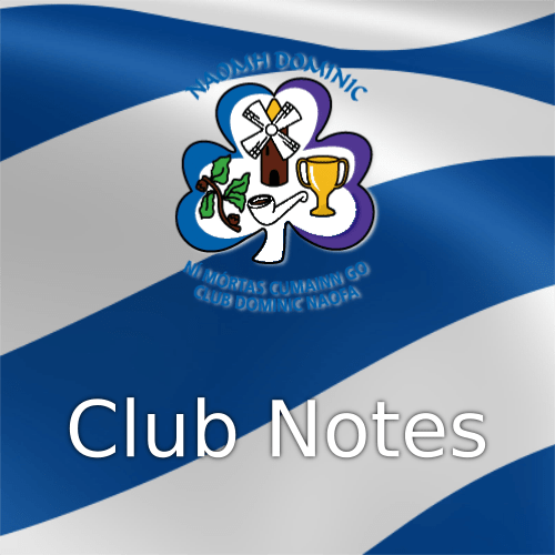 Club Notes