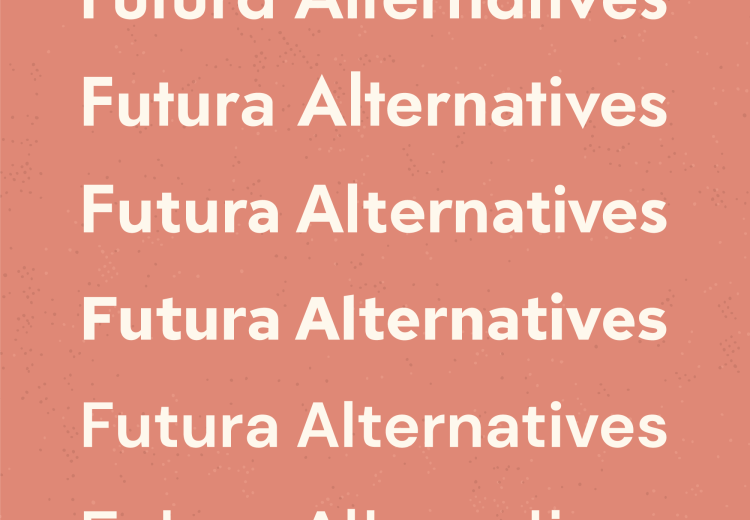 futura and alternate fonts