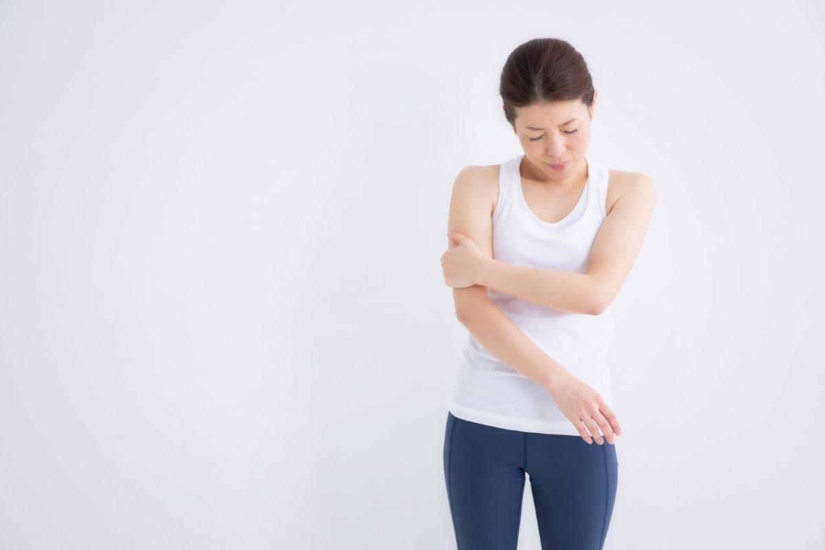 右腕のしびれの改善事例