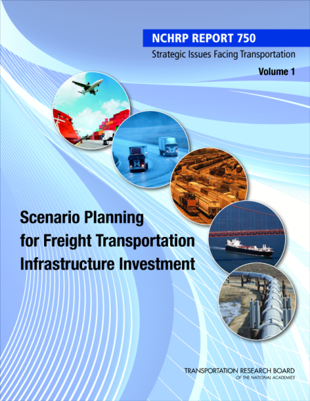 Strategic Issues Facing Transportation, Volume 1: Scenario ...
