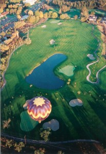 Vintner's Golf Course, Yountville