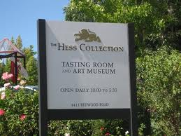 The Hess Collection, Napa Valley
