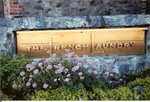 French Laundry,Yountville, Napa Valley