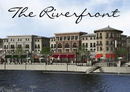 Napa, The Riverfront