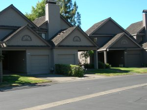 Yountville, Vintage Subdivision, townhomes