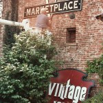 V Marketplace, Yountville, Napa Valley