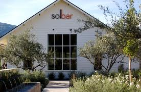 Sol Bar, Calistoga, Napa Valley