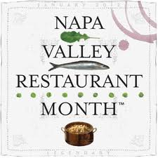 Napa  Valley Restaurant Month