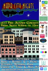 Summer Nights concert 2015
