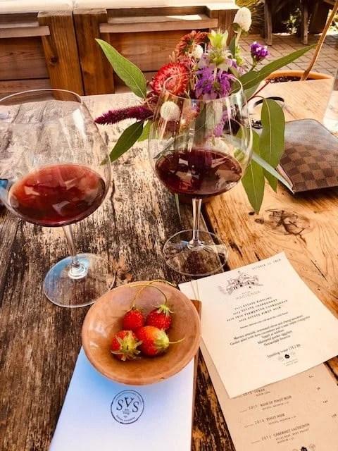 Tarde Deliciosa com Degustação na Fazenda Scribe Winery 8