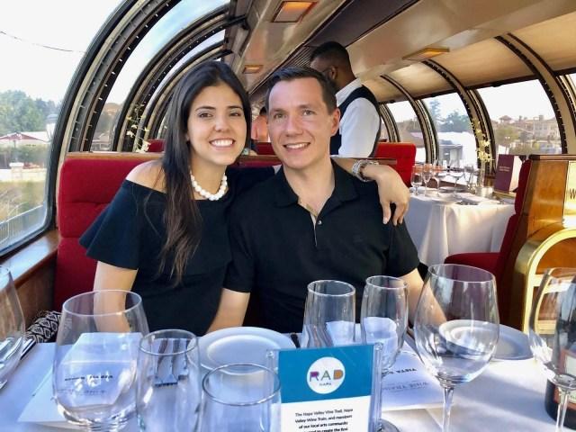 O Incrível Passeio pelo Napa Valley a Bordo do Trem (Wine Train) 4