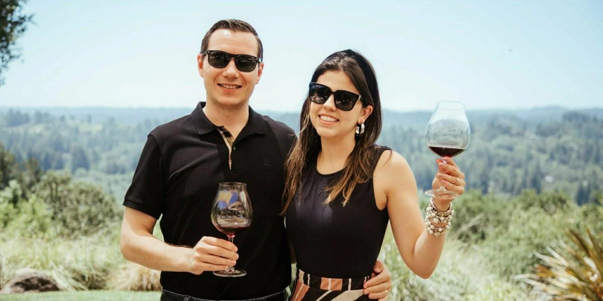 Experience the Gary Farrell Salon Vineyards & Winery in Healdsburg 1
