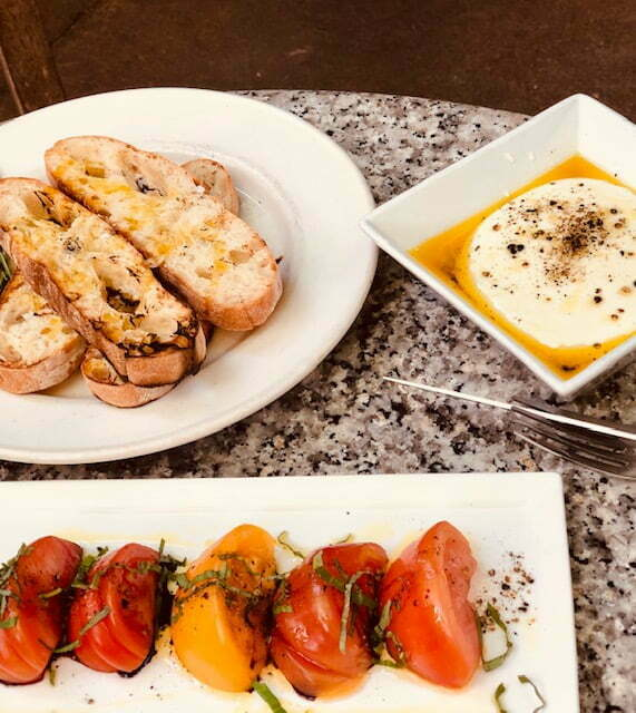 A Family Style Dinner in Napa Valley?? Tra Vigne Pizzeria Has the Best Dining in Town!! 5